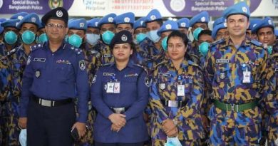 140 police peacekeepers leave for Mali UN mission – National – observerbd.com