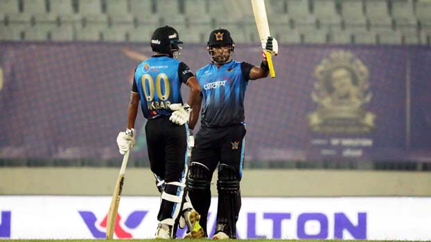 Dhaka determinded to  hand Ctg first defeat