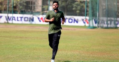 Mashrafe clears fitness test  to play T20 Cup turney