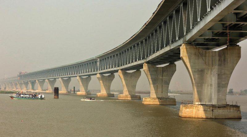 Last span of Padma Bridge to be installed Dec 10