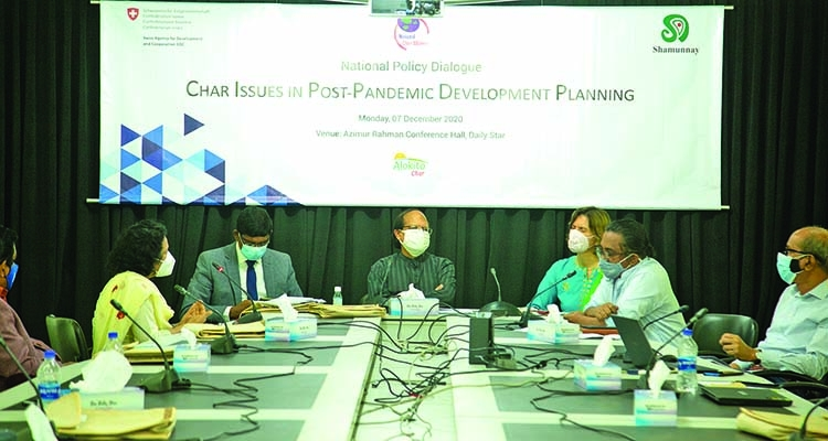 'Think about special stimulus programs for Char' | The Asian Age Online, Bangladesh