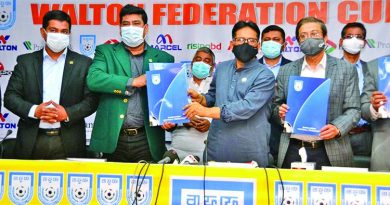 Walton named title sponsor of Fed Cup Football | The Asian Age Online, Bangladesh