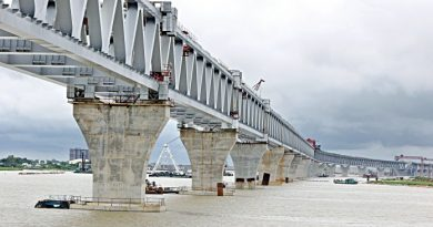 Padma Bridge: Last span to be installed on Thursday