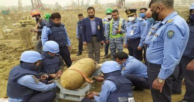 Bomb weighing 250kg found at Dhaka Airport – National – observerbd.com