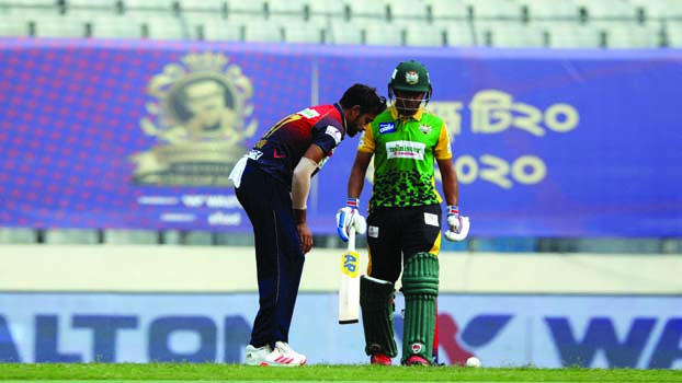 Muscle injury rules Abu Jayed out of T20 turney