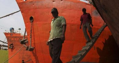 Pandemic slows safety reforms in Bangladesh's ship-breaking industry