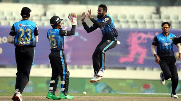 Robiul's five-fer sinks Khulna