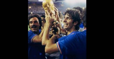 Italy's WC hero Paolo Rossi no more