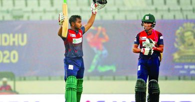 Barishal upset Rajshahi in high-scoring thriller | The Asian Age Online, Bangladesh
