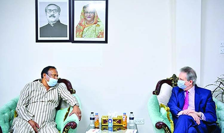 Spain to continue GSP facilities to BD: Tipu | The Asian Age Online, Bangladesh