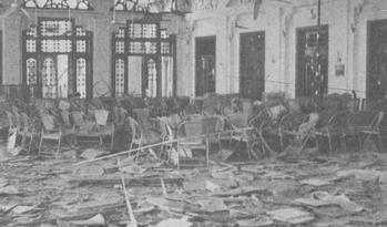 Air raid on Governor House had marked Pak admin collapse