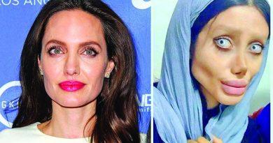 Jolie's lookalike Sahar jailed for 10 years | The Asian Age Online, Bangladesh