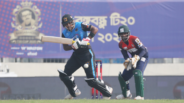 Dhaka knock Barishal out