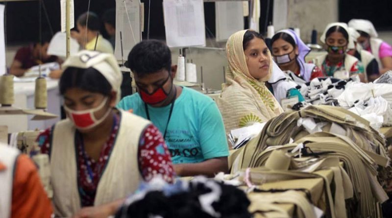 Jordan to hire over 12,000 RMG workers from Bangladesh