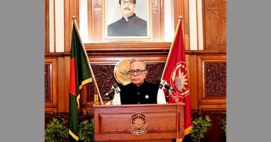 Institutionalize democracy to get benefits of independence: President – National – observerbd.com