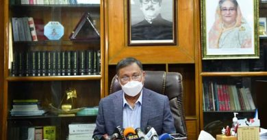 BNP should thank PM for Padma Bridge: Hasan