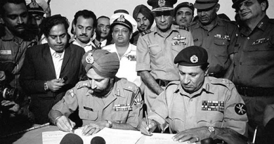 Indian 1971 veteran unveils new story behind surrender