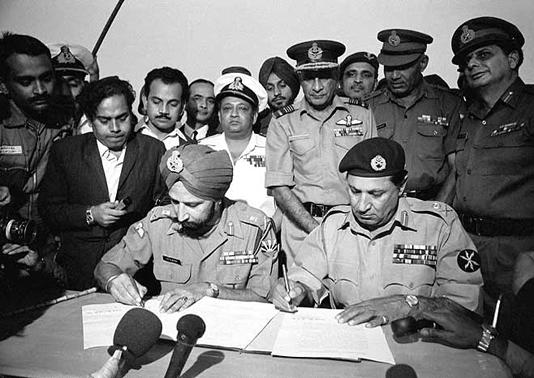 Indian 1971 veteran unveils new story behind surrender