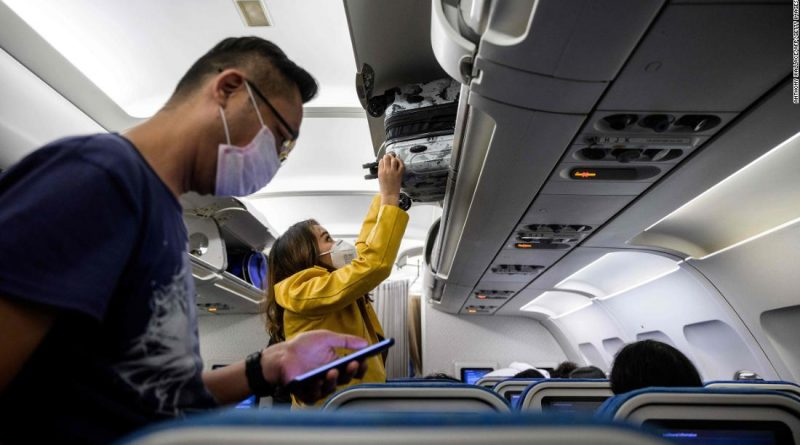 Flying during a pandemic: The risks and how to make it safer