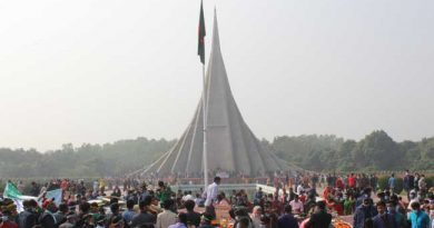 Nation celebrating 50th Victory Day amid pandemic 