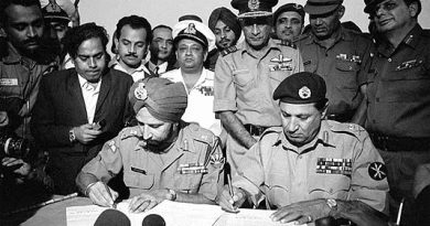 Indian 1971 veteran unveils new story behind surrender – National – observerbd.com
