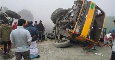 4 critically injured as two trucks collide in Sirajganj – Countryside – observerbd.com