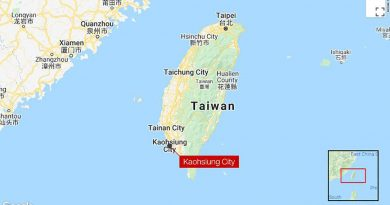 Man fined $3,500 for breaking Taiwan quarantine for 8 seconds