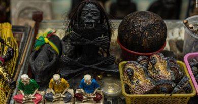 A tour of Bangkok's spookiest sites