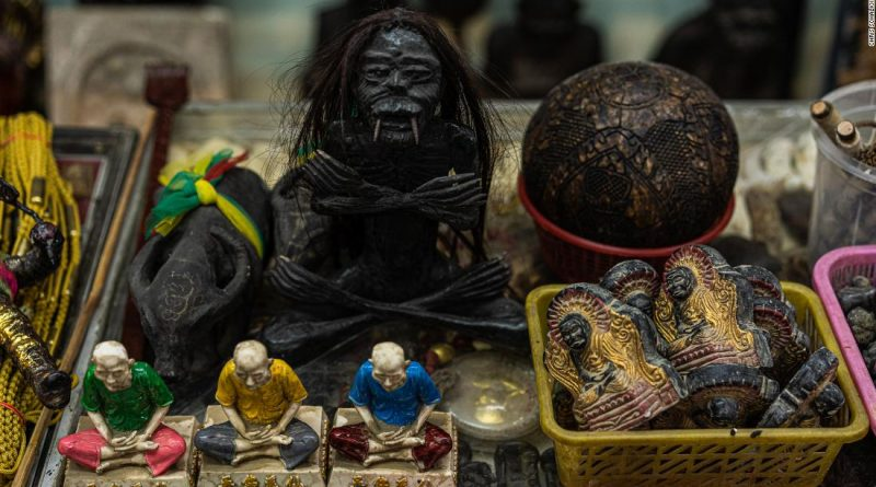 A tour of Bangkok's spookiest sites