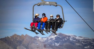 Covid has shuttered the ski season in the Alps -- with one exception