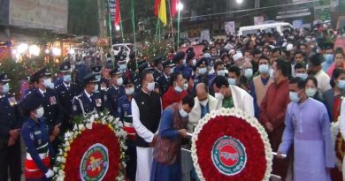 Victory Day observed in Laxmipur – Countryside – observerbd.com