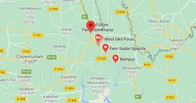 Housewife's body found in Feni, family claims murder – Countryside – observerbd.com