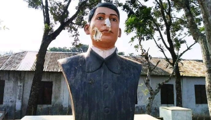 Vandalising Bagha Jatin's statue: Koya College principal among 3 held – National – observerbd.com