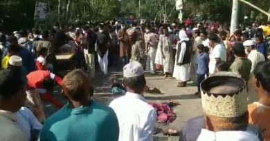Three of a same family killed in Pabna road accident – National – observerbd.com
