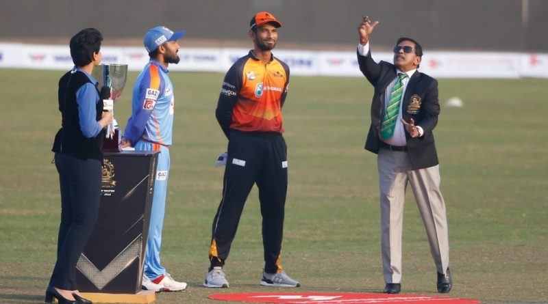 Chattogram field in final against Khulna