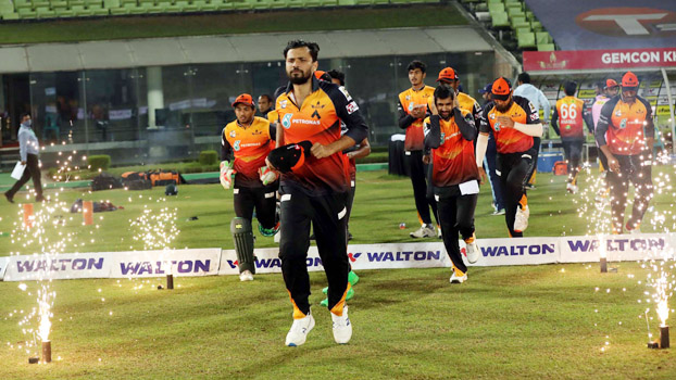 Khulna win the title