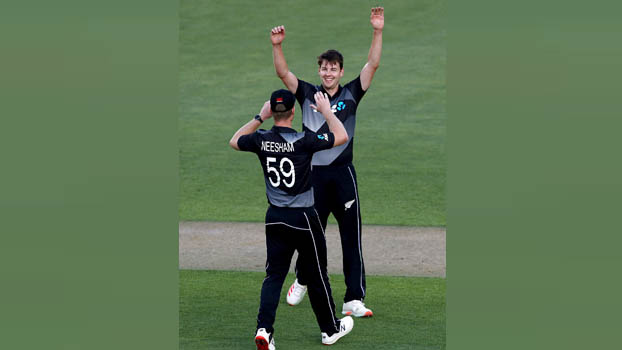 Kiwis draw first blood  in Pakistan T20Is