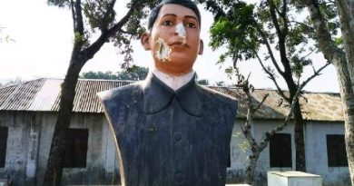 Vandalising Bagha Jatin's statue: Detained principal files case  – National – observerbd.com