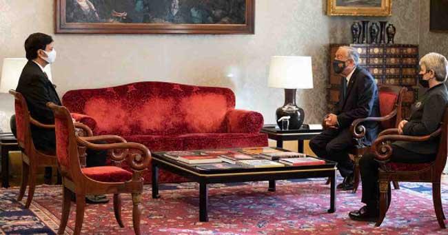 Portuguese President lauds migrant Bangladeshis – National – observerbd.com
