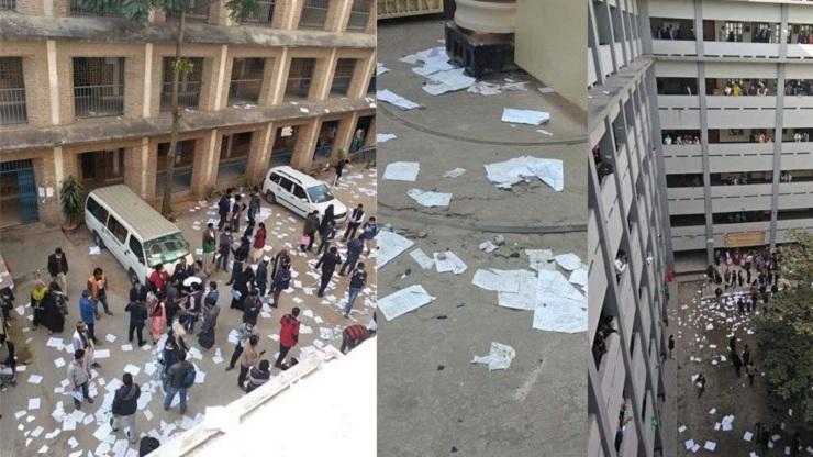 Vandalism in Bar Council exams: 49 arrested, 24 remanded – National – observerbd.com