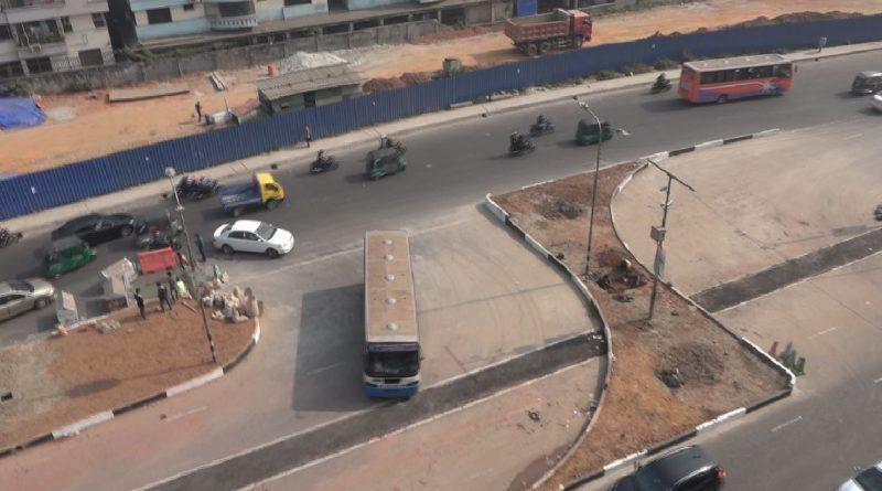 DNCC opens 3 more U-Turns on Satrasta-Uttara road – National – observerbd.com