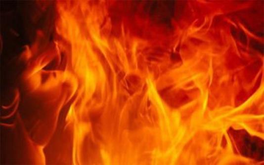 Fire at Kalshi slum brought under control