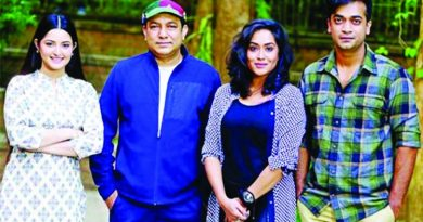 Tauquir starts Sphulingo's shooting   The Asian Age Online, Bangladesh