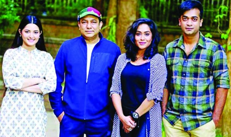 Tauquir starts Sphulingo's shooting | The Asian Age Online, Bangladesh