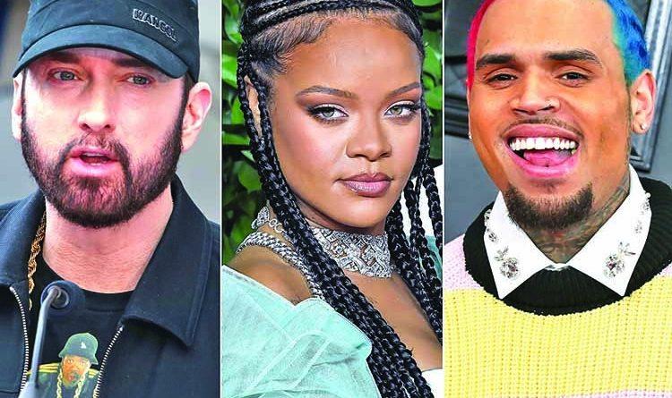 Eminem apologizes to Rihanna on new album | The Asian Age Online, Bangladesh