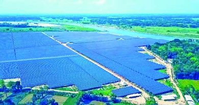 Solar plant connecting to nat'l grid with Huawei PV Solution | The Asian Age Online, Bangladesh