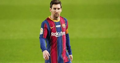 Playing without fans horrible, ugly: Messi