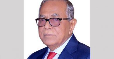 President mourns death of AL leader AKM Jahangir Hossain