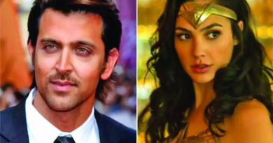 Fans ask Hrithik Roshan for a Krrish-Wonder Woman crossover   The Asian Age Online, Bangladesh