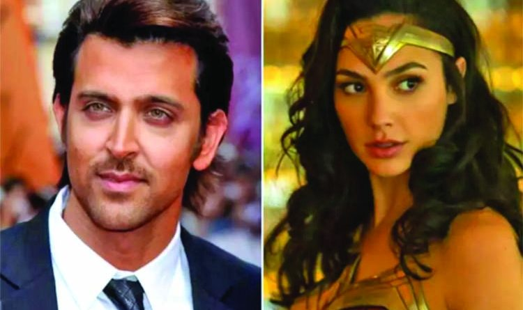 Fans ask Hrithik Roshan for a Krrish-Wonder Woman crossover | The Asian Age Online, Bangladesh